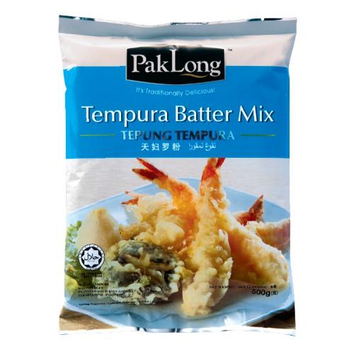 Pak Long Tempura Batter Mix 500g Pack Sold Per Pack Horeca Suppliers Supplybunny
