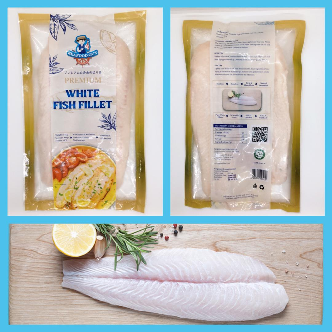 Premium White Fish Fillet 500g Pack Sold Per Pack Horeca Suppliers Supplybunny